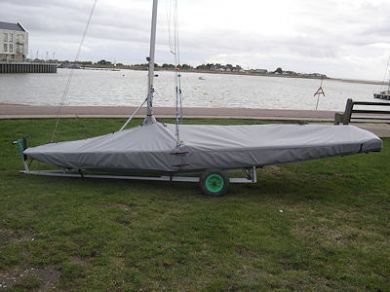 Fireball dinghy covers