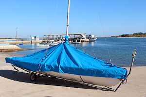 flying dutchman dinghy covers