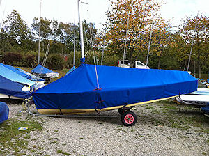GP14 dinghy covers