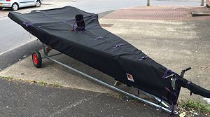 Int 14 dinghy covers