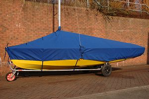 Gull dinghy covers